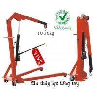 Hydraulic crane 1000kg DBJ10