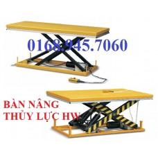 Bàn nâng điện 1000kg HW1001