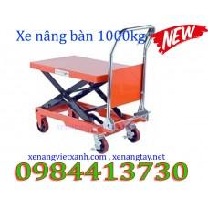Xe nâng bàn 1000kg WP1000