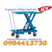 Xe nâng bàn 1000kg Gamlift TA100