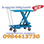 Xe nâng bàn 500kg Gamlift TA50
