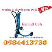 Xe nâng di chuyển phuy Gamlift DP25