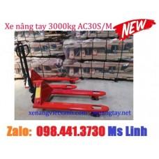 Xe nâng tay 3000kg AC30S/M