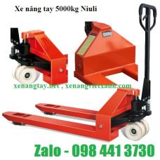 Xe nâng tay 5000kg AC5.0