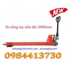 Xe nâng tay càng siêu dài 2M LC20/20