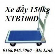Xe đẩy 4 bánh 150kg XTB100D