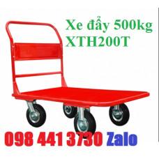 Xe đẩy 500kg mặt bàn  XTH200T