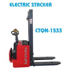 Xe nâng điện đứng lái CTQN-1533