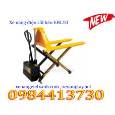 Xe nâng điện cắt kéo EHL10