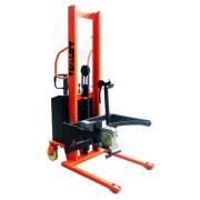 Xe nâng quay đổ phuy điện SDP3514 (nâng điện, quay điện)