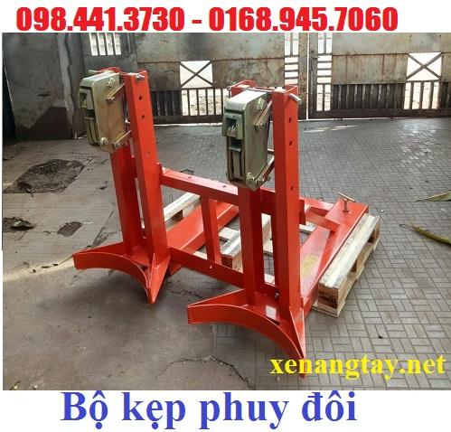 www.kenhraovat.com: Bộ kẹp phuy đôi chuyên dùng cho xe động cơ
