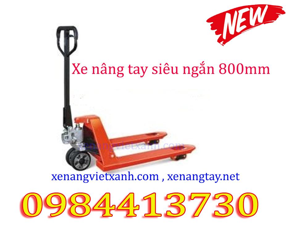 Xe nâng tay siêu ngắn 800mm Xe-nang-tay-sieu-ngan-800mm
