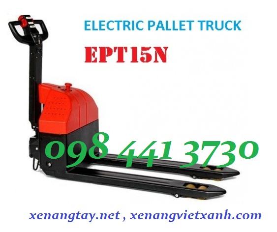 www.kenhraovat.com: Xe nâng tay điện 1500kg khuyến mãi giá cực sốc LH